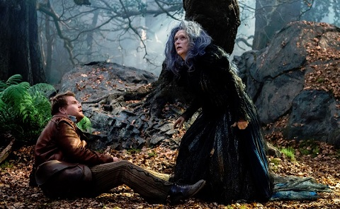 Into the Woods feat