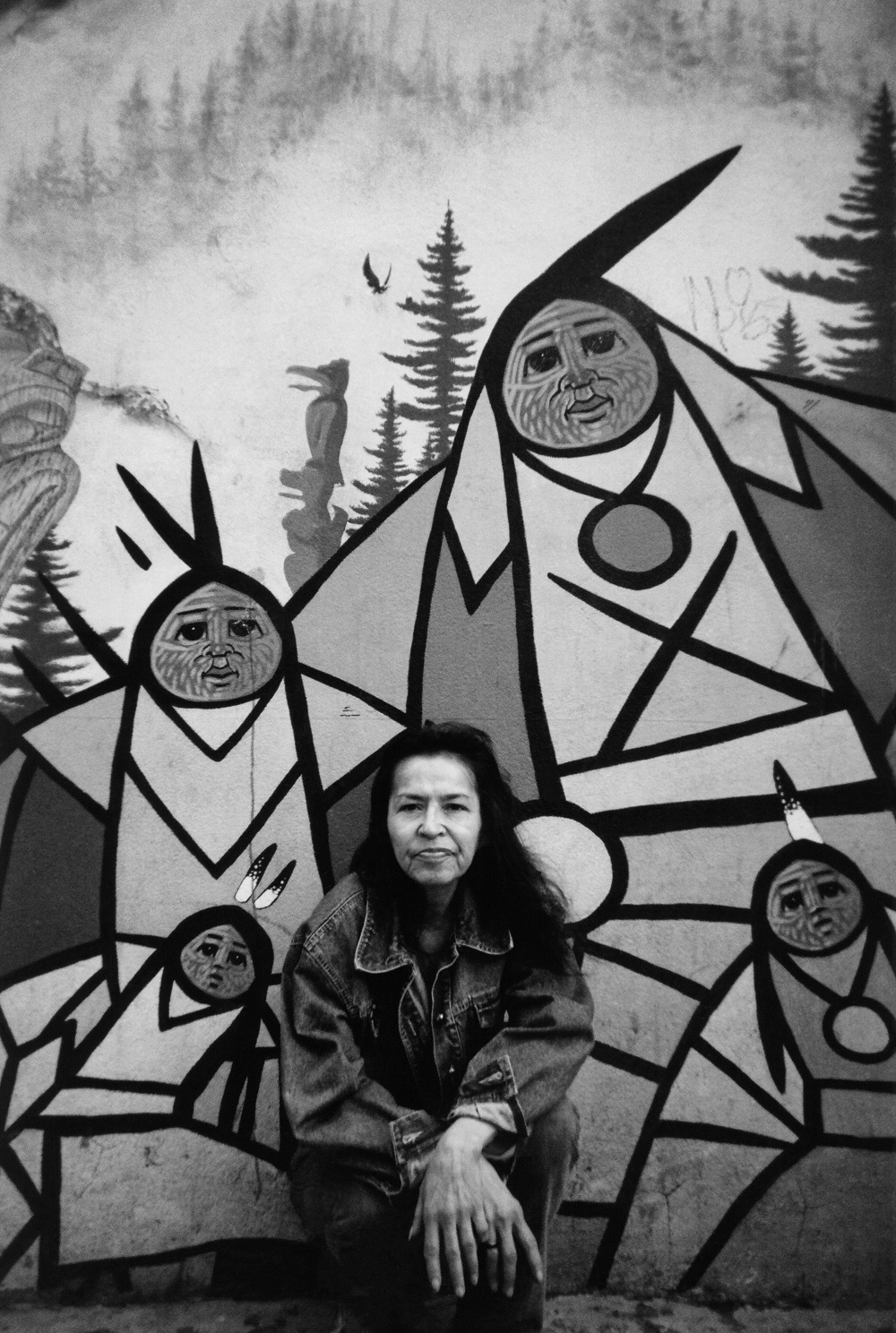 'Alkina at the Pow-wow' by Steven Mayes