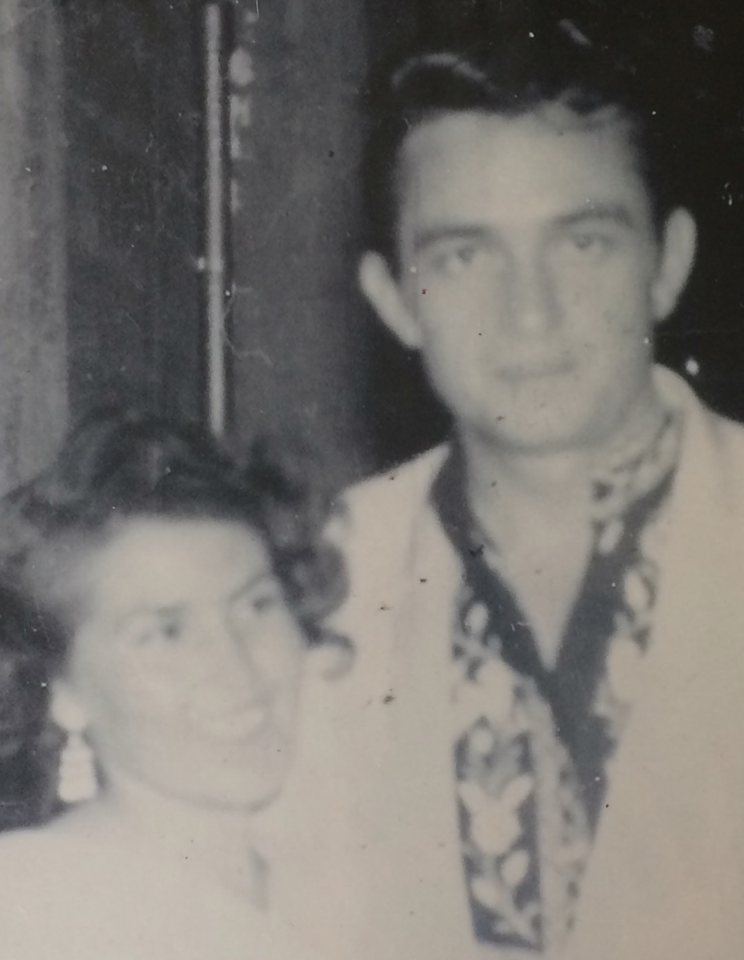Penny with Johnny Cash