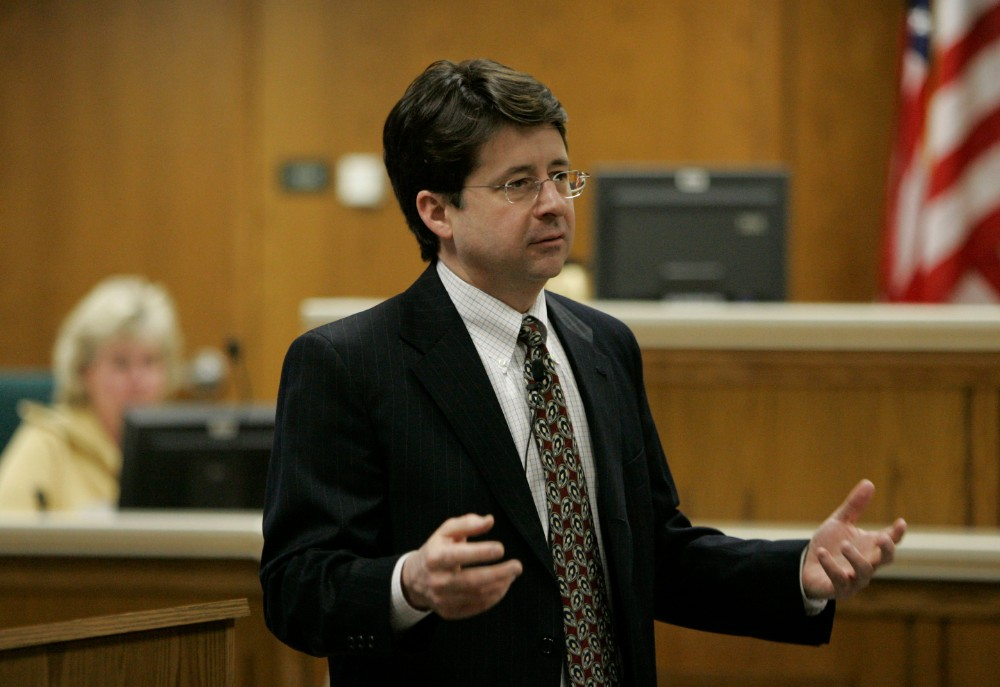 Dean Strang during Avery's trial. Credit: Making a Murderer / Netflix