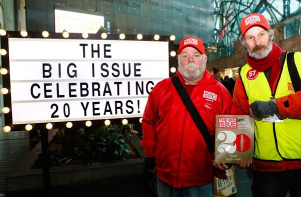 The Big Issue Australia