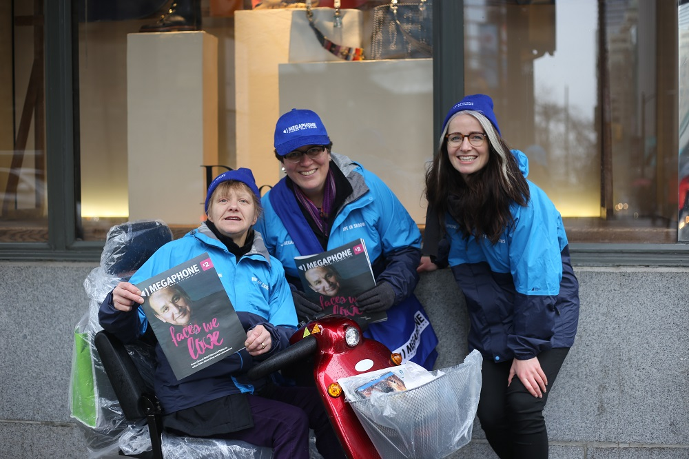 Megaphone's Big Sell during #VendorWeek 2018