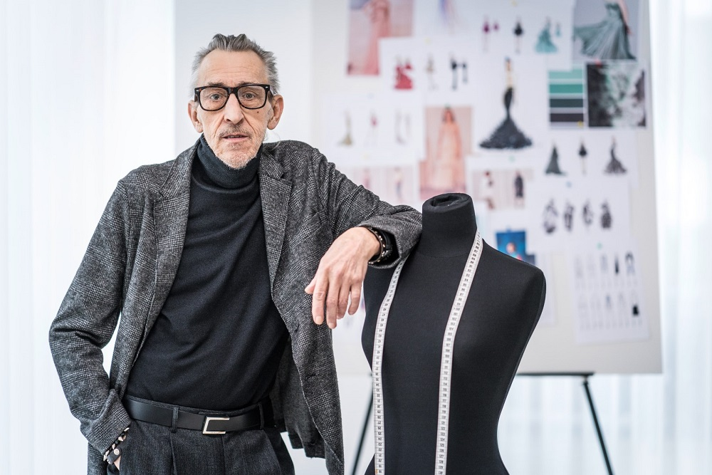 Karl Heinz during the photo shoot. Credit: Frank Schemmann, Getty/Havas