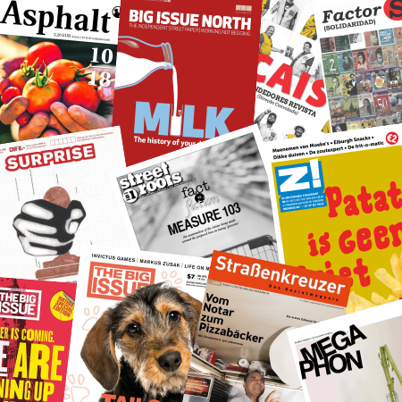 October's Offerings: A round-up of this month's street paper