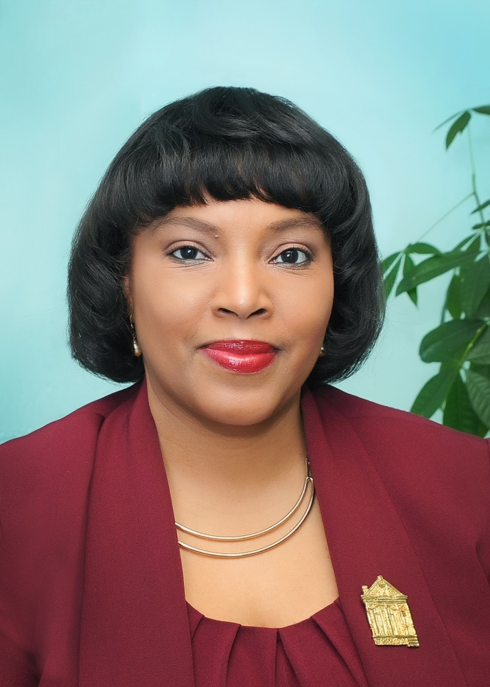 Andreanecia M. Morris serves as the Executive Director for HousingNOLA and advisory committee member for the Housing Playbook Project. [Courtesy of Community Change]